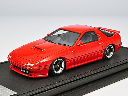 ignition model 1/43 Mazda Savanna RX-7 (FC3S) Red