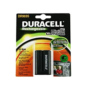 Duracell Replacement Digital Camera Battery For Sony NP-FM500H Digital Camera