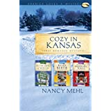 Cozy in Kansas: In the Dead of Winter/Bye, Bye Bertie/For Whom the Wedding Bell Tolls (Ivy Towers Mystery Omnibus) (America Loves a Mystery: Kansas) ~ Nancy Mehl