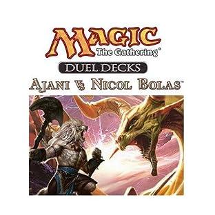 マジック:ザ・ギャザリング DUEL DECKS: AJANI vs NICOL BOLAS 英語版