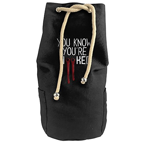True Blood Season 4 Trailer And Poster Canvas Backpack Laptop Rucksack (True Blood Pack compare prices)