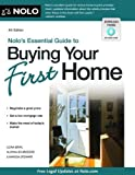 img - for Nolo's Essential Guide to Buying Your First Home book / textbook / text book