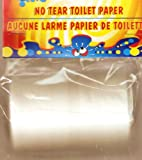 No Tear Toilet Paper Gag Prank Joke