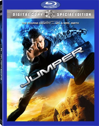 Cover art for  Jumper (Special Edition + Digital Copy) [Blu-ray]