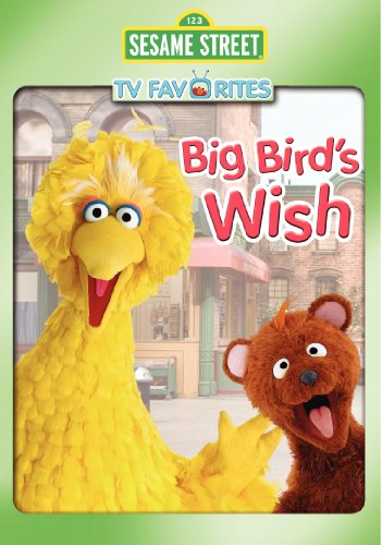 Sesame Street - Big Bird'S Wish back-322477