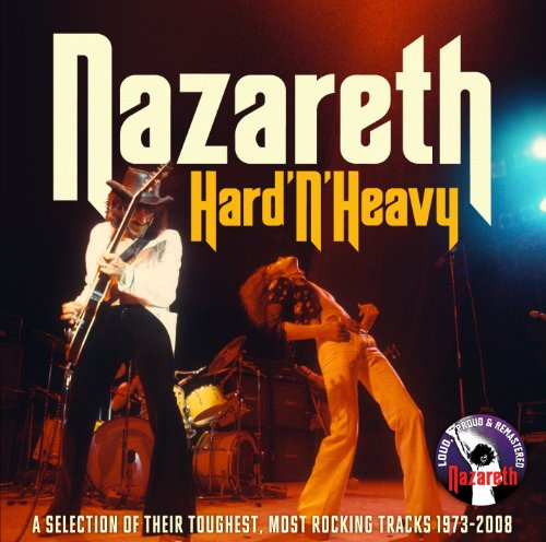 Nazareth-Hard N Heavy-REMASTERED-CD-FLAC-2013-WRE Download