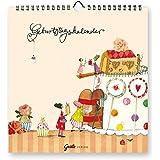 Geburtstagskalender von Silke Leffler Motiv: Geburtstagstorte