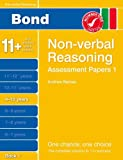 Andrew Baines New Bond Assessment Papers Non-Verbal Reasoning 9-10 Years Book 1