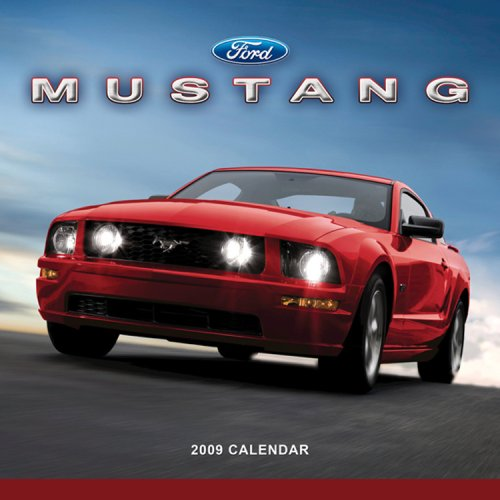 ford-mustang-2009-calendar