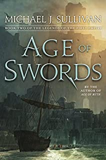 Book Cover: Age of Swords: Book Two of The Legends of the First Empire