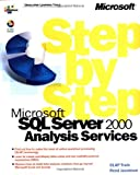 img - for Microsoft  SQL Server  2000 Analysis Services Step by Step (DV-DLT Fundamentals) book / textbook / text book