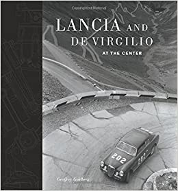 Lancia and De Virgilio: At the Center Hardcover – July 24, 2014