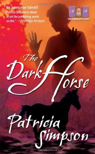 Image of The Dark Horse (Forbidden Tarot)
