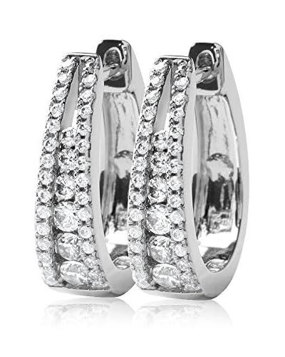 L'ATELIER PARISIEN Ohrringe 1612910 Sterling-Silber 925