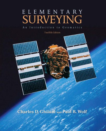 Elementary Surveying: An Introduction to Geomatics (12th...