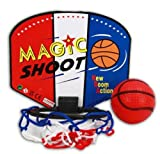 Cesto de baloncesto Mini para niños oficina Pared Aro y balón 13 x 11