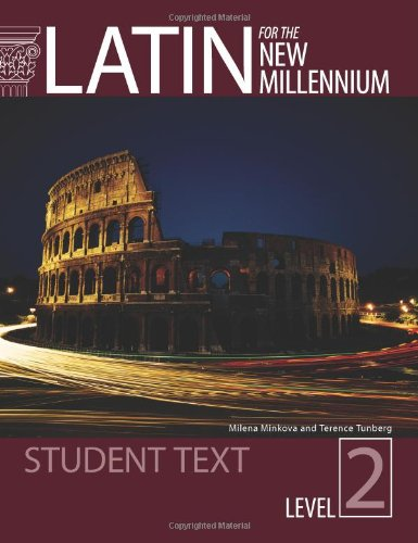 Latin for the New Millennium Student Text, Level 2
