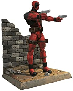 Buy Diamond Select Toys - Diamond Select Toys Marvel Select: Deadpool Action Figure