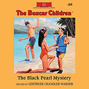 The Black Pearl Mystery Audiobook