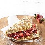 Nordic Ware 01890 Egg Waffle Pan ;HJ#7-545/MKI94 G1566349