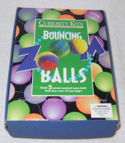 Bouncing ZOOM Balls Craft Kit