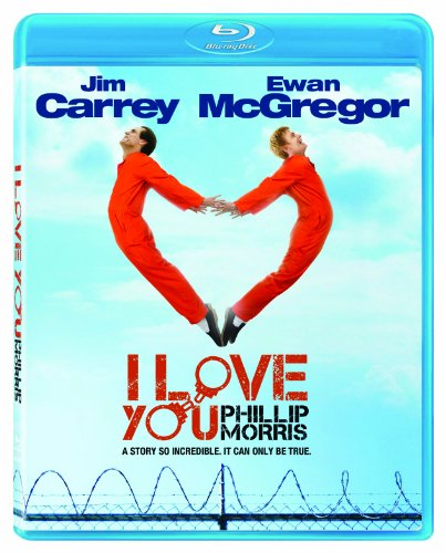 Cover art for  I Love You Phillip Morris [Blu-ray]