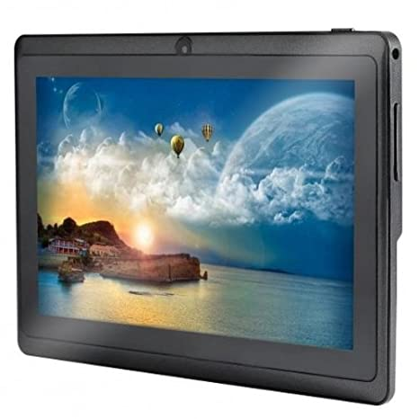 """Spire BLISS 7 PLUS Tablette Tactile 7"""" (17,78 cm) IMAPX 151,2 GHz 4 Go 1096 Mo Mali-400 Android Jelly Bean 4.1.2 Noir"""