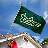 USF South Florida Bulls University Large College Flag