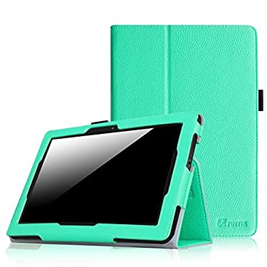 "Fintie Slim Fit Folio Leather Case Cover Auto Sleep/Wake for Kindle Fire HD 8.9"" Tablet"
