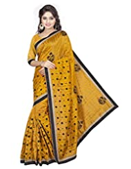 Divyaemporio NEW Saree With Un-stitched Blouse