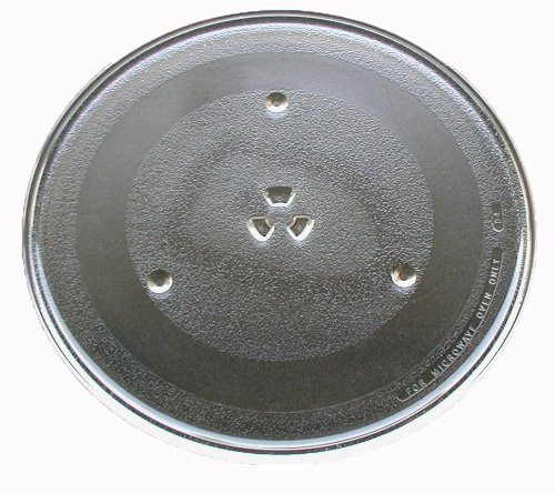 "Panasonic Microwave Glass Turntable Plate / Tray 13 1/2 "" F06014T00Ap"