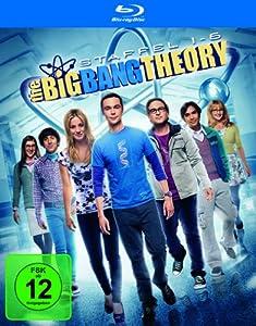 The Big Bang Theory - Staffel 1-6 (12 Discs) (exklusiv bei Amazon.de) [Blu-ray]