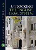 img - for Unlocking The English Legal System, Third Edition (Unlocking the Law) book / textbook / text book