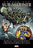 Marvel Masterworks: Golden Age Sub-Mariner - Volume 1