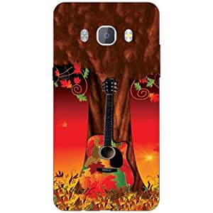 Samsung J5 new edition 2016 Printed Mobile Back Cover