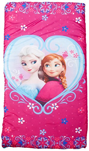 Best Prices! Disney Frozen Anna and Elsa Slumber-Bag, 30 X 54