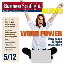 Business-Englisch lernen Audio - Wortschatztraining. 5/2012 Hörbuch von  div. Gesprochen von:  div.