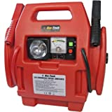 NEW 3 IN 1 3IN1 CAR JUMP START STARTER 12V 600A 3-IN-1 RECHARGEABLE PORTABLE JUMPSTARTER AIR COMPRESSOR BOOSTER TORCH POWER