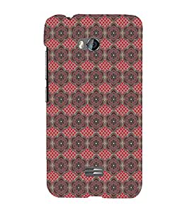 EPICCASE excited flowers Mobile Back Case Cover For Micromax Q336 (Designer Case)