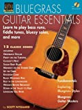 Bluegrass Guitar Essentials Book/CD (String Letter Publishing) (Acoustic Guitar) (Acoustic Guitar Private Lessons)