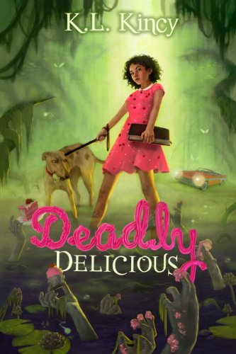Deadly Delicious cover