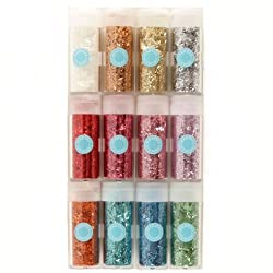 Martha Stewart Crafts Tinsel Glitter Set By The Package