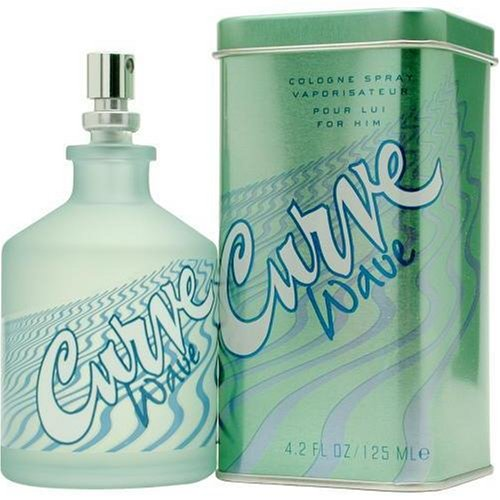 Curve Wave by Liz Claiborne for Men, Cologne