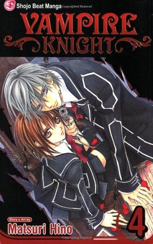 Vampire Knight, Vol. 4 (v. 4)