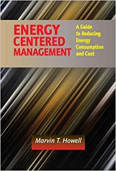 Energy Centered Management: A Guide To Reducing Energy Consumption And Cost