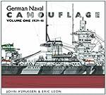 German Naval Camouflage: Vol 1: 1939-...