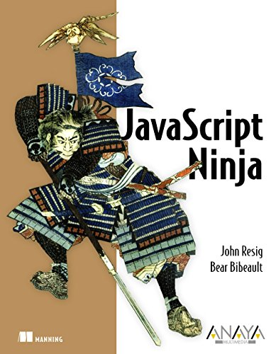 JavaScript Ninja (Anaya Multimedia/Manning)