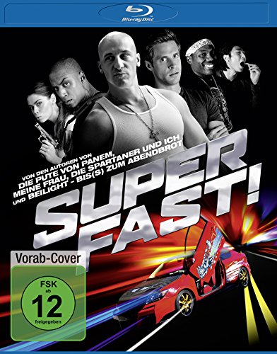 Superfast! [Blu-ray]
