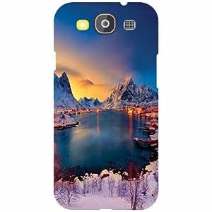 Samsung Galaxy S3 Neo Back Cover - Wao Designer Cases
