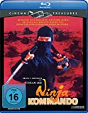 Ninja Kommando (Cinema Treasures) [Blu-ray]